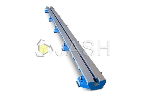Clamping Rails / Floor Skids