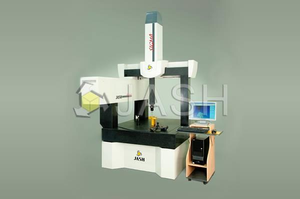 3D Coordinate Measuring Machines