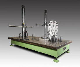 Layout Marking & Measuring Machine