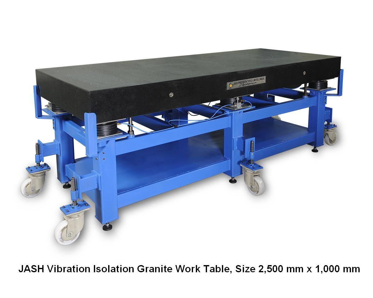 Vibration Isolation Work Tables (VIWT)