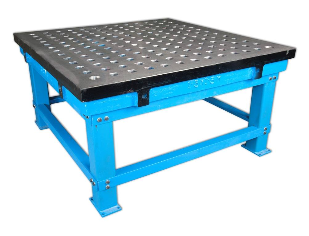 Welding Platen Table Cast Iron Welding Table For Sale - Welded table base