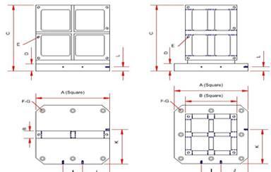 Tooling Block (Pallet Mounting)